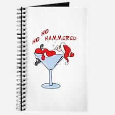 HO HO HAMMERED Journal