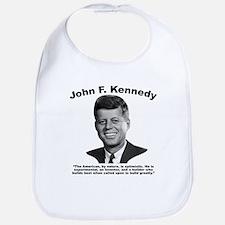 JFK Build Bib