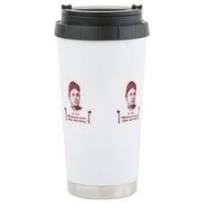 Unique Clever sayings Travel Mug
