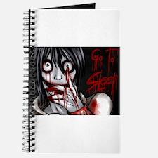 Unique Creepy Journal