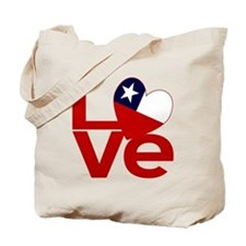 Red Chile LOVE Tote Bag