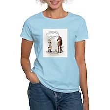Cute Horse health T-Shirt