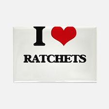 I love Ratchets Magnets