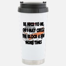 Unique Paramedics Travel Mug