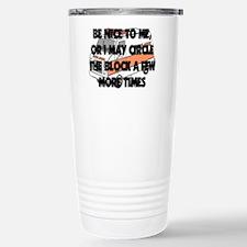 Funny Emt Travel Mug