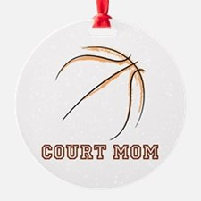 COURT MOM Ornament