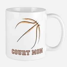 COURT MOM Mugs