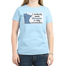 Cute Minnesota T-Shirt