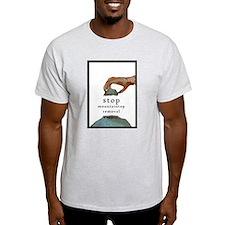 Cute Strip mining T-Shirt