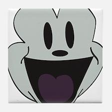face cartoon Tile Coaster