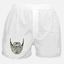 beard Boxer Shorts