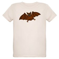 Brown Bat T-Shirt