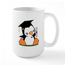 Graduate Penguin Mugs