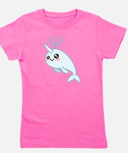 Cute Narwhals are awesome Girl's Tee