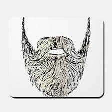 beard Mousepad