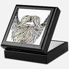 beard Keepsake Box