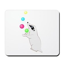 Badger Juggling Mousepad
