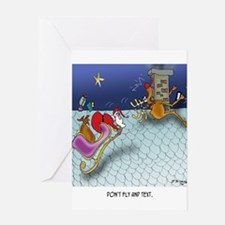 Christmas Cartoon 9243 Greeting Card