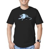 Armadillo Fitted T-shirts (Dark)