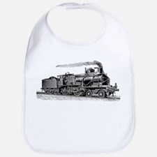 VINTAGE TRAINS Bib