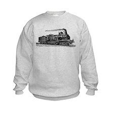 VINTAGE TRAINS Sweatshirt
