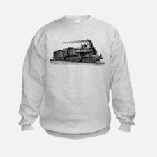 VINTAGE TRAINS Sweatshirt