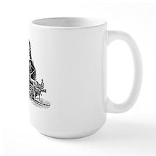 VINTAGE TRAINS Mug