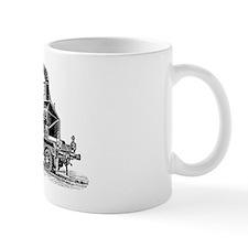 VINTAGE TRAINS Small Small Mug