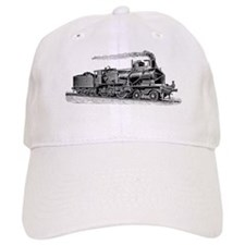 VINTAGE TRAINS Baseball Cap