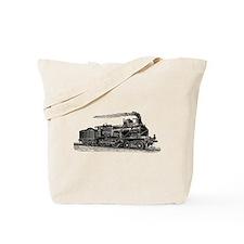 VINTAGE TRAINS Tote Bag