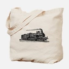 VINTAGE TRAINS Tote Bag