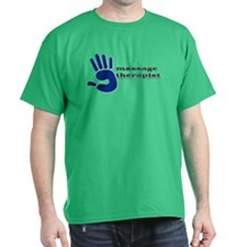 Massage Therapist Hand T-Shirt