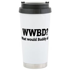 Unique Personalised Travel Mug