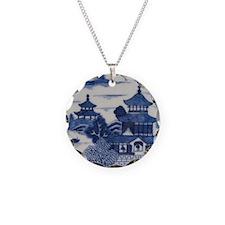 PORCELAIN CHINA ANTIQUE Necklace