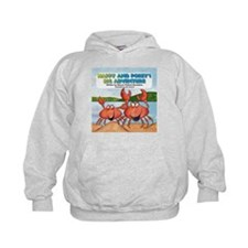 Happy and Pokey Cover Hoodie