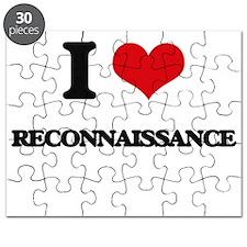 I Love Reconnaissance Puzzle