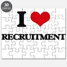 I Love Recruitment Puzzle