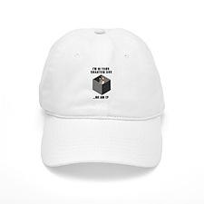 Quantum Cat Baseball Cap