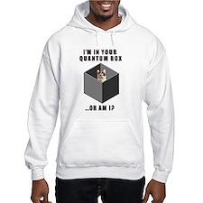 Quantum Cat Hoodie