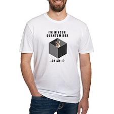 Quantum Cat Shirt