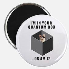 Quantum Cat Magnet