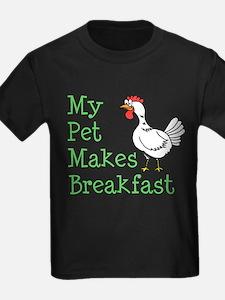 Unique Cartoon chicken T