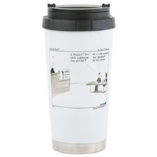 Funny Lawyer Stainless Steel Travel Mug