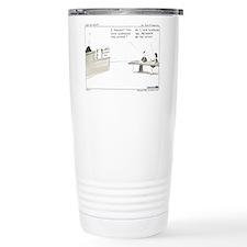 Unique Lawyer cartoon Travel Mug
