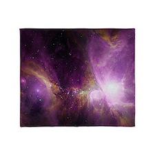 Spitzer's Orion Throw Blanket