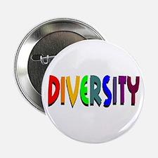 "diversity rainbow_wide.jpg 2.25"" Button (10 pack)"