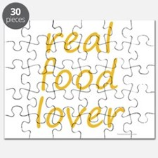 real food lover Puzzle