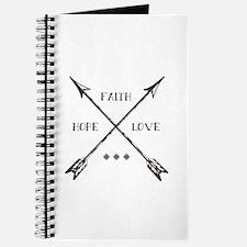 Cute Love hope Journal