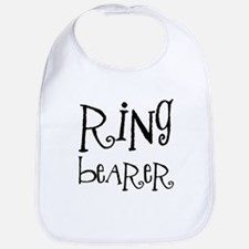 Ring Bearer Bib