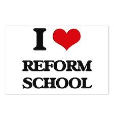 I Love Reform School Postcards (Package of 8)